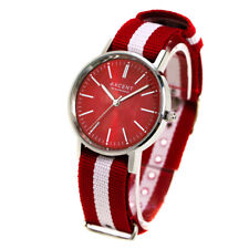 Axcent Watch Red & White X78004 16