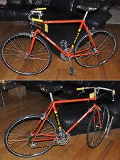Vintage RALEIGH Rapide T1 Tour Rennrad 531 Frame Campagnolo Brooks Suntour 1974