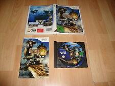 MONSTER HUNTER 3 TRI DE CAPCOM PARA LA NINTENDO Wii USADO COMPLETO