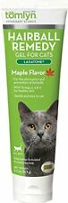 Tomlyn Hairball Remedy Gel For Cats Maple Flavored - 2.5 oz