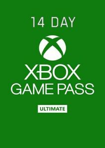 ✅ XBOX GAME PASS ULTIMATE 14 DAYS - TRIAL CODE