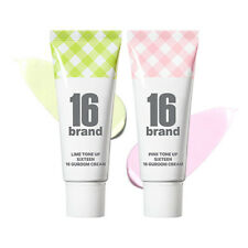 [16BRAND] SIXTEEN BRAND 16 GUROOM CREAM TONE UP LINE 30ML