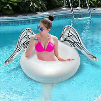 Wave Mat Duo Pink 218x183 2 person double air mattress pool couch water couch