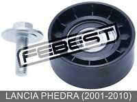 Pulley Tensioner For Lancia Phedra (2001-2010)