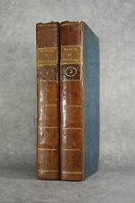 VALMONT-BOMARE. MANUEL DU NATURALISTE, DICTIONNAIRE D'HISTOIRE NATURELLE. 1794.