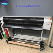 Mutoh Pick up Roller Take Up Reel System for Mutoh RJ-900C VJ-1204 Fast Shipping