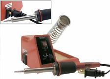 Weller 40 Watt Soldering Iron Station Portable Power Lightweight Unit Foam Grip