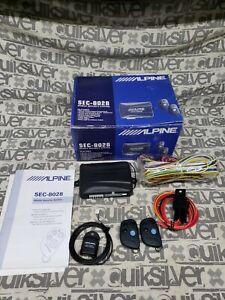 Alpine Mobile Security System SEC-8028