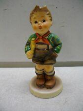 HUMMEL GOEBEL TRUMPET BOY #97 FIGURINE