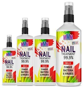 Nail Fungal Treatment Anti Fungus Infection Biological Repairs Solution Care UK