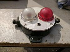 Doppel- Farbe Licht Dome für Warrior Tank P/N fv908706