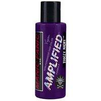 Manic Panic Amplified Semi Permanent Hair Dye Color 118 mL Violet Night