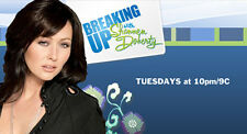BREAKING UP WITH SHANNEN DOHERTY, Rare 2006 DVD, Pilot episode, Oxygen Channel