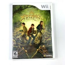 The Spiderwick Chronicles (Nintendo Wii Game) Brand NEW Sealed