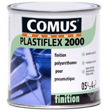 Plastiflex 2000 Peinture Pneumatique 500 ML Noir