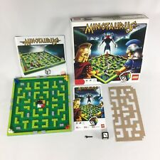 Lego 3841 Minotaurus Board Game in Box Instructions Template HAS ALL PIECES