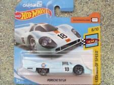 Voitures miniatures Golf Porsche