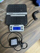 Accuteck Shippro W 8580 110lbs X 01 Oz Gray Digital Shipping Postal Scale