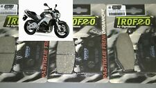 kit pastiglie anteriori + posteriori Suzuki GSR 600 2006 2007 2008 2009 2010