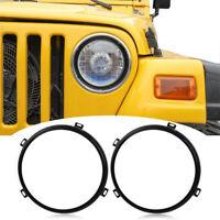 Omix 12420.03 Retaining Ring Headlight Xj//Yj