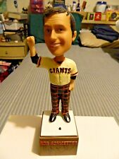 Rob Schneider San Francisco Giants Signed Talking Bobblehead (New)