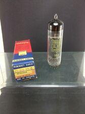 1 tube electronique MINIWATT DARIO EL82/vintage valve tube amplifier/NOS