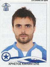 N°089 CHRISTOS KALANTZIS ATROMITOS STICKER PANINI GREEK GREECE LEAGUE 2010