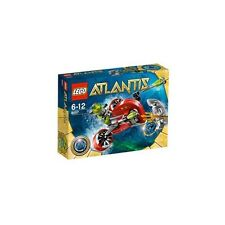 Lego Atlantis 8057 Wreck Raider NEW IN BOX
