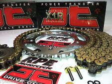 SUZUKI SV650S '99-12 JT GOLD 530 Conversion  X-Ring CHAIN AND SPROCKETS KIT