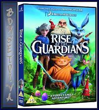 RISE OF THE GUARDIANS - Chris Pine & Alec Baldwin ***BRAND NEW DVD ***