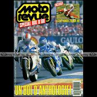 MOTO REVUE N°2814 ★ HONDA CR 250 ★ KAWASAKI KX 125 ★ SPECIAL BOL D'OR 1987 ★