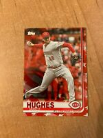 2019 Topps Series 2 - Jared Hughes - #620 Independence Day Parallel #d 24/76