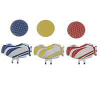 1pc Golf Ball Mark Golf Hat Clip Magnetic Alloy Marker For Golf Accessor ro