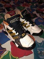 Size 11 Adidas Streetball Snake Skin Jeremy Scott 3 Stripes