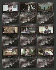 Robert Pattinson in Twilight Film Saga Fab Card Collection Edward's Room