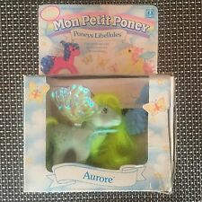 my little pony vintage G1 - mon petit poney G1 -  poneys libellules - Aurore