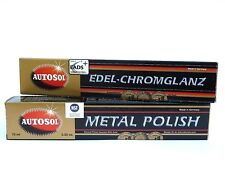 (6,99€/100 ml) 2x 75 ml Autosol® Chrompolitur Edel Chromglanz Chrom Pflege