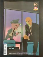 Lex Luthor Porky Pig #1b (2018 Looney Tunes DC Comics) VF/NM Book