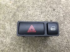 BMW E46 HAZARD WARNING SWITCH 368920 GOOD USED CONDITION