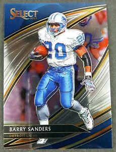 2019 Select Barry Sanders Field Level Super Short Print Detroit Lions #268 SSP