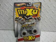 Hot Wheels Monster Jam Max-D Decade of Maximum Destruction Monster Truck