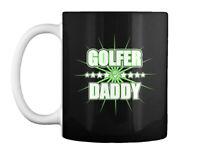 Golf Player Golfer Daddy Gift Coffee Mug