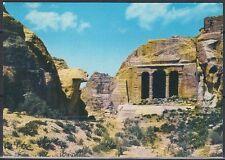 Jordanien Jordan used Post Card Postkarte Bauwerk building [cm631]