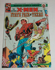 Uncanny X-Men at the State Fair of Texas #1 NM- 9.2 Promo Giveaway Marvel