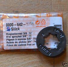 Genuine Stihl Rim Sprocket 3/8 7T MS391 MS311 MS390 MS310 MS290 MS280 Tracked
