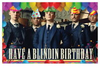 Peaky Blinders Birthday Card, Celebration,Shelby,Tommy,Arthur,Alfie,Party
