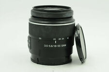 Sony DT 18-55mm f3.5-5.6 SAM Lens 18-55/3.5-5.6 SAL1855 A Mount             #582