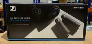 Sennheiser XSW-D PORTABLE BASE SET Wireless Lavalier Mic Sys