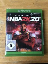 Xbox One NBA 2K20 Basketball Game Spiel