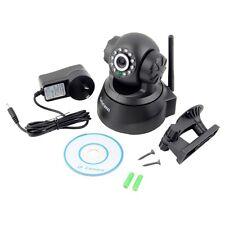 Sricam Wireless IP Webcam Camera Night Vision 11 LED WIFI Cam M-JPEG Video BE